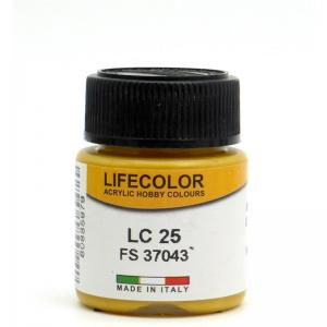 LifeColor gold - 22ml