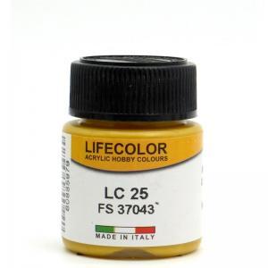 LifeColor gold - 22ml