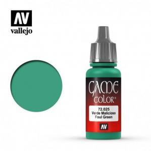 Vallejo Game Color - Foul Green