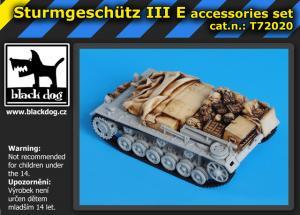 Black Dog StuG III Ausf. E - Accessory Set (TRU)