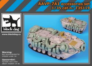 Black Dog AAVP-7A1 accessories set