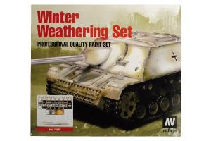 Vallejo Vallejo Model Color Set - Winter Weathering Set