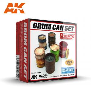Doozy Modelworks DRUM CAN SET