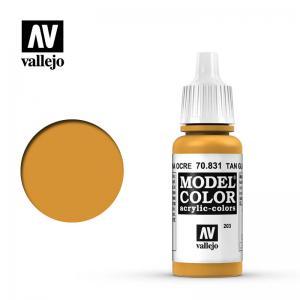 Vallejo Model Color 203 - Tan Glaze