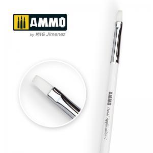 Ammo Mig Jimenez 1 AMMO Decal Application Brush