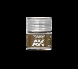 AK Interactive Field Drab FS 30118 10ml