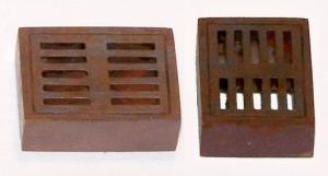 Plus Model Sever hatches - square