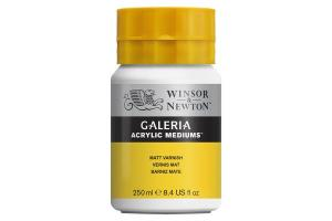 Winsor & Newton Galeria Matt Varnish 250 ml