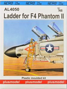Plus Model Ladder McDonnell F-4 Phantom