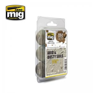 Ammo Mig Jimenez Arid & Dusty Soils