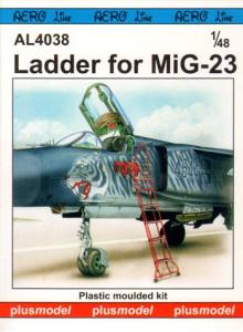 Plus Model Ladder for MiG-23