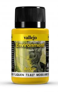 Vallejo Moss and Lichen Effect 40 ml