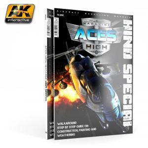 AK Interactive ACES HIGH HIND SPECIAL-English