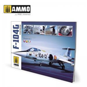 Ammo Mig Jimenez F-104G STARFIGHTER - Visual Modelers Guide