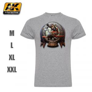 "AK Interactive AK AVIATOR T-SHIRT MEN ""L"" Limited edition"