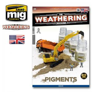 Ammo Mig Jimenez The Weathering Magazine #19, Pigments