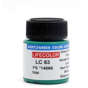 LifeColor emerald - 22ml