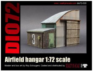 Reality in Scale Airfield Hangar