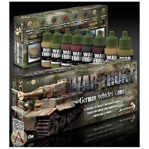 Scale75 GERMAN VEHICLES CAMO