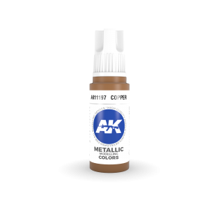 AK Interactive Copper 17ml