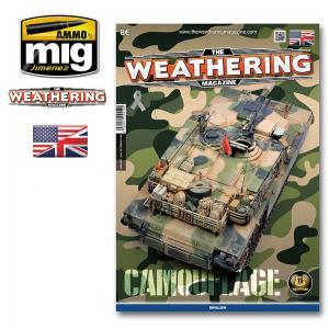 Ammo Mig Jimenez The Weathering Magazine #20, Camouflage