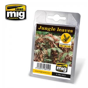 Ammo Mig Jimenez Jungle Leaves