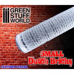 Green Stuff World Rolling Pin Small Dutch Bricks