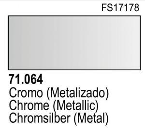 Vallejo Model Air 064 - Chrome