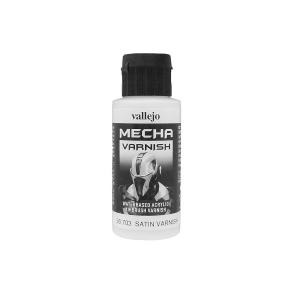 Vallejo Mecha Varnish, Satin 60ml