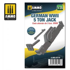 Ammo Mig Jimenez German WWII 5 ton Jack