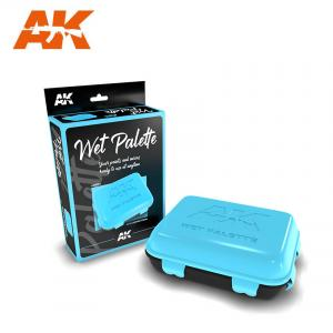 AK Interactive Wet Pallete