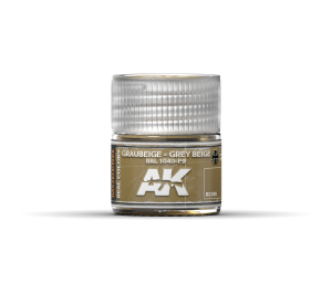 AK Interactive Graubeige-Grey Beige RAL 1040-F9 10ml