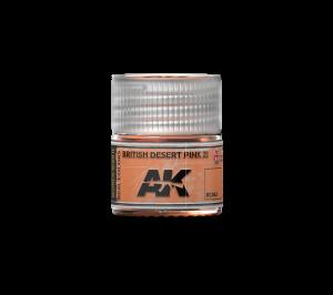 AK Interactive Bristish Desert Pink ZI 10ml