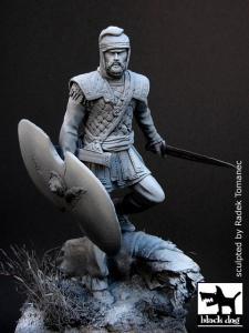 Black Dog Persian Warrior