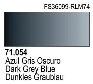 Vallejo Model Air 054 - Dark Blue Grey