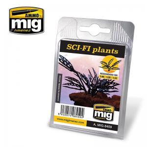 Ammo Mig Jimenez Sci-Fi Plants