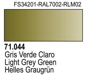 Vallejo Model Air 044 - Light Grey Green