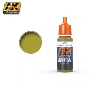 AK Interactive Dunkelgelb Light Base 17 ml