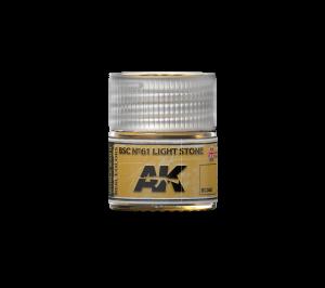 AK Interactive BSC Nº61 Light Stone 10ml