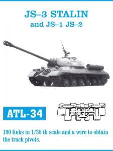 Friulmodel JS-3 Stalin/JS-1/JS-2 - Track Links