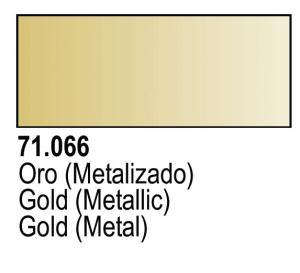 Vallejo Model Air 066 - Gold