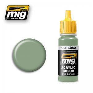 Ammo Mig Jimenez APC INTERIOR LIGHT GREEN