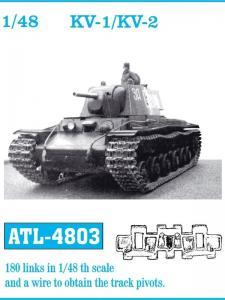 Friulmodel KV-1/KV-2 - Track Links