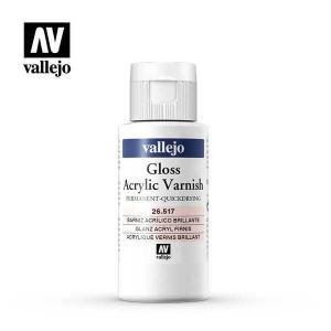 Vallejo Gloss Varnish akryl 60 ml
