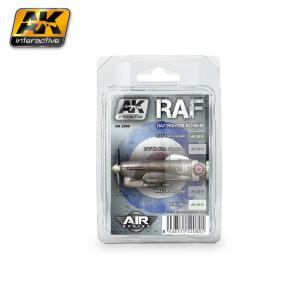 AK Interactive RAF DAY FIGTHER SCHEME