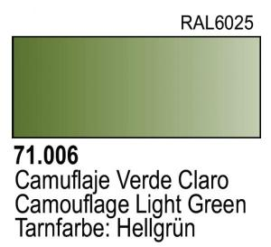 Vallejo Model Air 006 - Camouflage Light Green