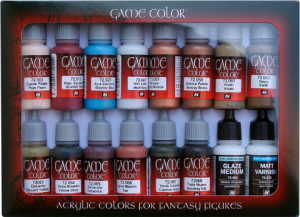 Vallejo Game Color - Specialist (x16)