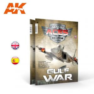 AK Interactive Issue 13. A.H. GULF WAR - English
