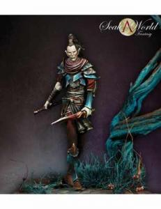 Scale75 Dark Elf