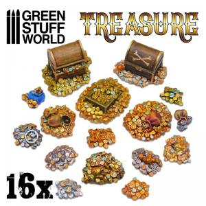 Green Stuff World Treassure (16 pcs)